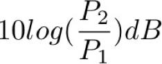 Ecuación de relacion logaritmica