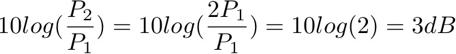 Segunda ecuación logaritmica