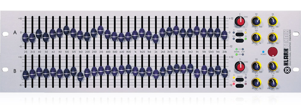 EQ gráfico KlarkTeknik