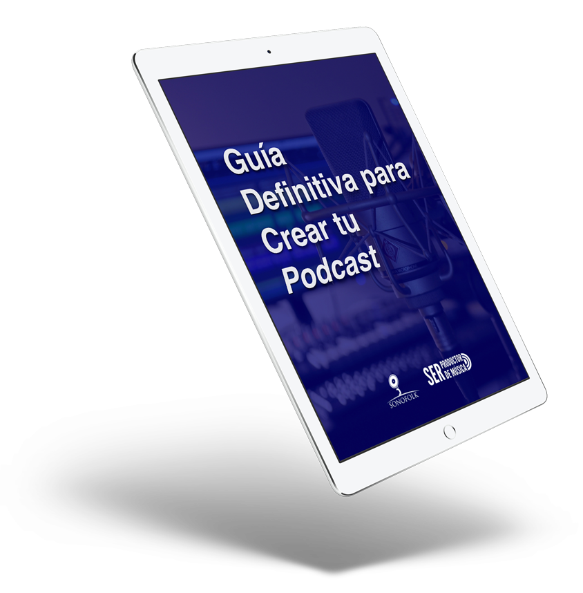 ipad guia de podcast